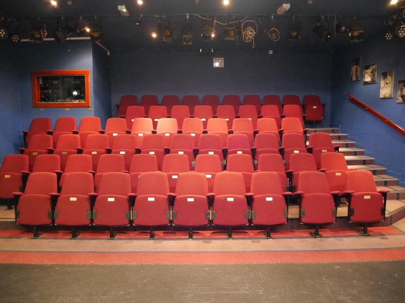 turret theatre auditorium